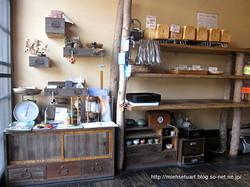 気ままなパン屋 窯蔵店内