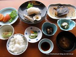 湯元 漁火館朝食