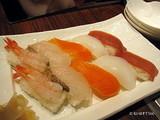 にぎり寿司5カン