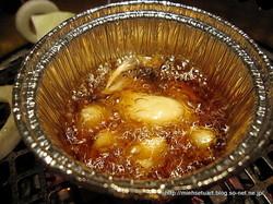 にんにくのオイル焼沸騰