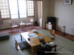 丸駒温泉旅館客室