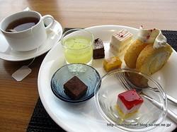 紅茶&デザート