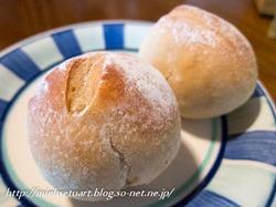 天然酵母と国産小麦を使ったパン